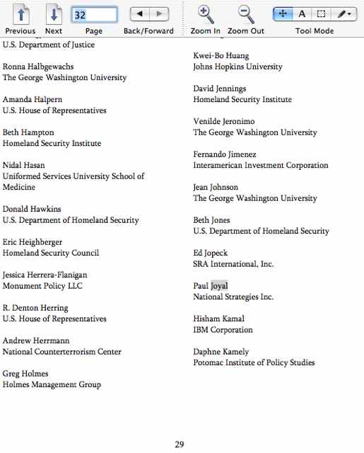 Page-32_29_Homeland_Sec_Doc1Nidal Hasan on Obamas homeland security transition team